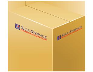 Self Storage karton magazynowanie rzeczy